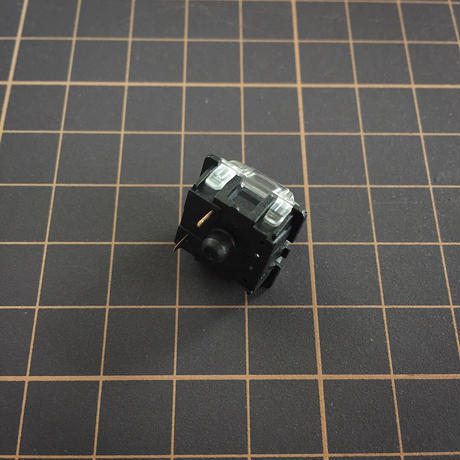 Gateron MX Switch Black 3Pin (10PCs)