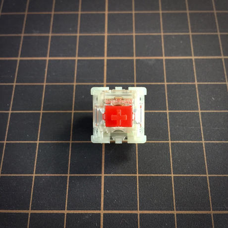 Gateron MX Silent Switch Red 5Pin (10PCs)