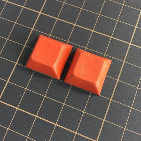 DSA PBT Keycap (2Piece/76red)