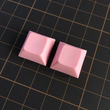 DSA PBT Keycap (2Piece/Pink)