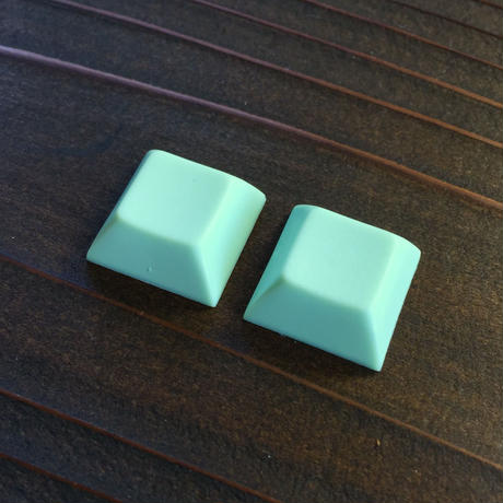 DSA PBT Keycap (2Piece/Light Green)