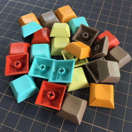 DSA PBT Keycap (1Piece/2U/ 76Brown)