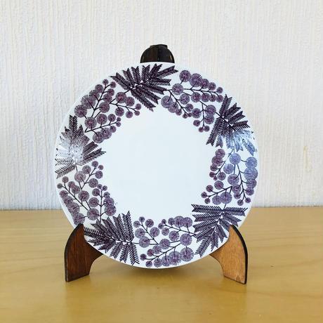 Gefle/ゲフレ/Mimosa/ミモザ/プレート/18cm/18-01