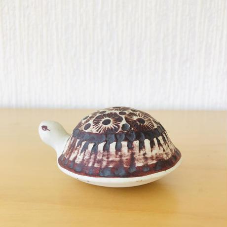 Gustavsberg/グスタフスベリ/Lisa Larson/リサ ラーソン/Sköldpadda/カメさん/Sサイズ