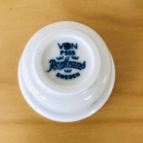 Rörstrand/ロールストランド/Sylvia/シルヴィア/エッグカップ