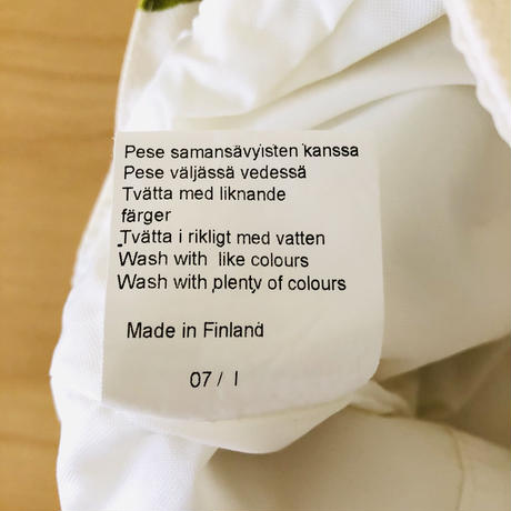Marimekko/マリメッコ/Pieni Paaryna/ピエニパーリナ/キャンバストートバッグ
