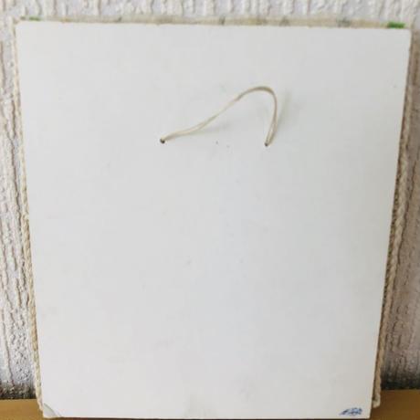 フレミッシュ織/壁掛け/クロッカス