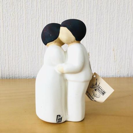 Jie Gantofta/ジィ ガントフタ/女の子と男の子のフイギュア/抱擁