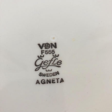 Gefle/ゲフレ/Agneta/アグネータ/キャセロール、サラダボウル