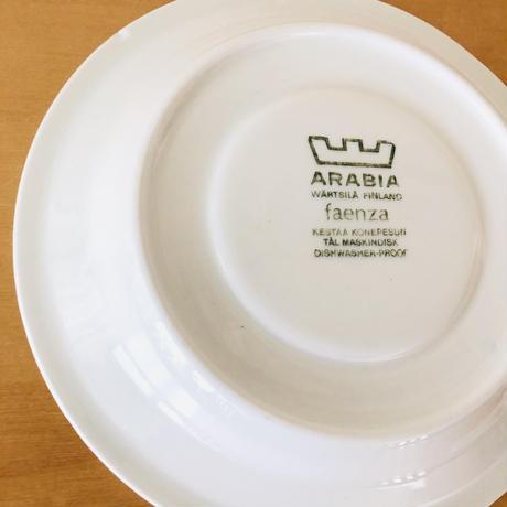Arabia/アラビア/Faenza/ファエンツァ/カップ&ソーサー/CS-05
