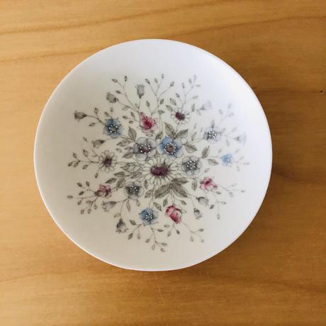 Arabia/アラビア/Esteri Tomula/Fenica/フェニカ/ハンドペイントのお花柄の小さなプレート