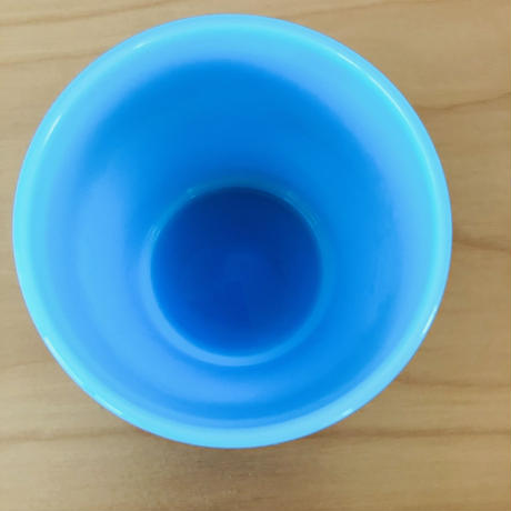 Boda/ボーダ/Erik Höglund/エリック ホグラン/ハンドメイドガラス/フラワーベース,グラス/ターコイズブルー
