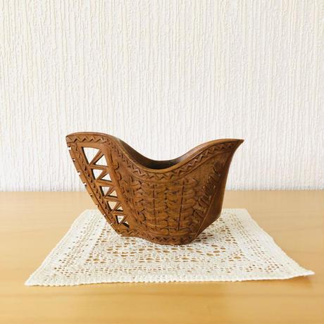 北スウェーデン伝統手工芸品/Kåsa/コーサ/サーミ族の伝統手工芸品