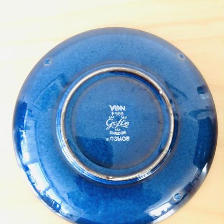 Gefle/ゲフレ/Kosmos/コスモス/ブルー/ティーカップ&ソーサー/TCS-01