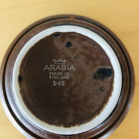 Arabia/アラビア/Ruska/ルスカ/カップ&ソーサー/CS-01