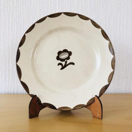 Gustavsberg/グスタフスベリ/Pyro/ピューロ/プレート/22cm/22-04
