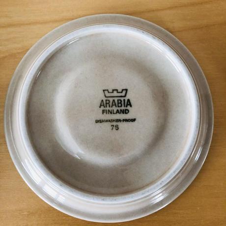 Arabia/アラビア/Ruija/ルイヤ/カップ&ソーサー、プレート/3点セット/CSP-01