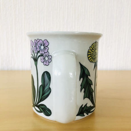Arabia/アラビア/Esteri Tomula/エステリトムラ/Flora/フローラ/モーニングカップ(持ち手大)
