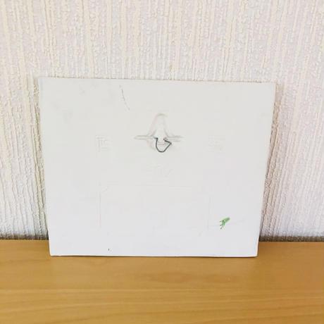 Jie Gantofta/ジィ ガントフタ/陶板/2羽の小鳥さんとことわざシリーズ