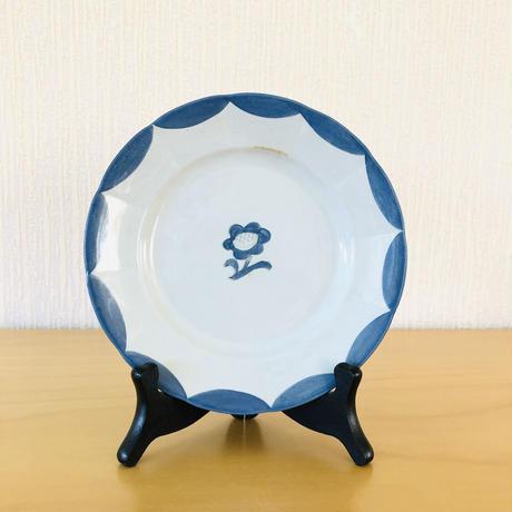 Old Gustavsberg/グスタフスベリ/Pyro/ピューロ/プレート/ブルー/16cm/16-02