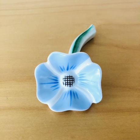 Hackefors/ハッケフォシュ/お花のカトラリーレスト/ブルー