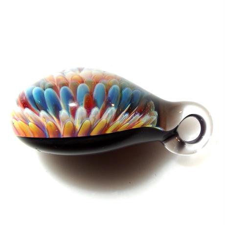 [MPF-51]poisonous flower pendant