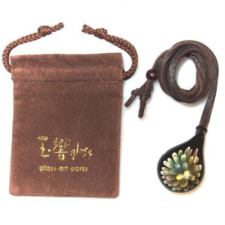 [FG-65] gradation flower pendant