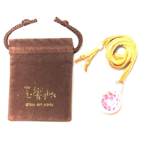 [MS-41] mini sakura pendant