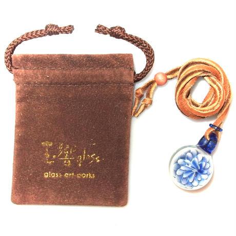 [MCB-32] mini clear bud pendant