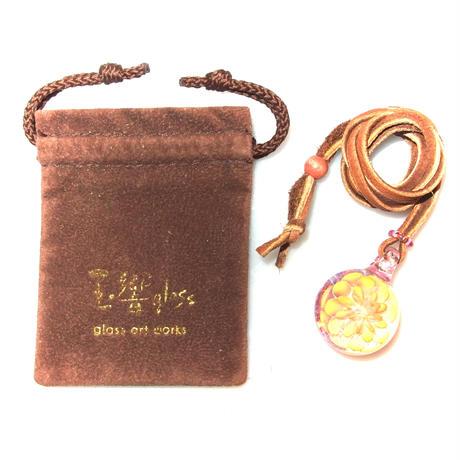 [MCBD-02]mini clear bud pendant