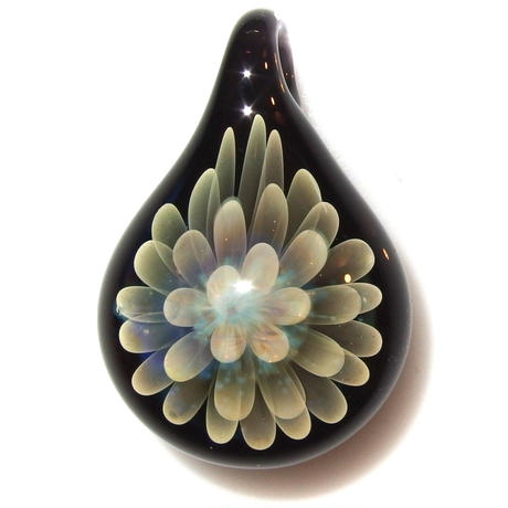 [FG-61] gradation flower pendant