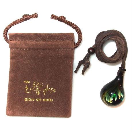 [MOF2-23]mini flow opal pendant