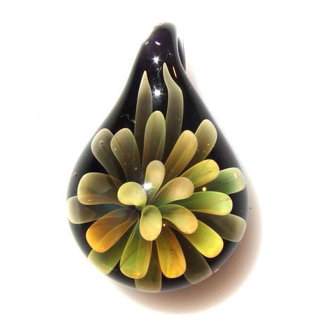 [MFN2-05] mini spread flower pendant