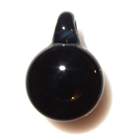 [UWP-30]glasxy double planet pendant