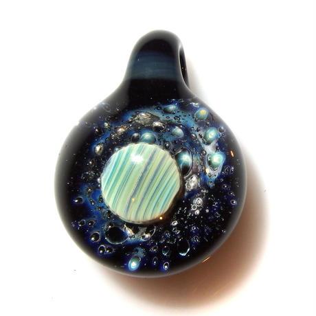 [UP-67]glasxy planet pendant