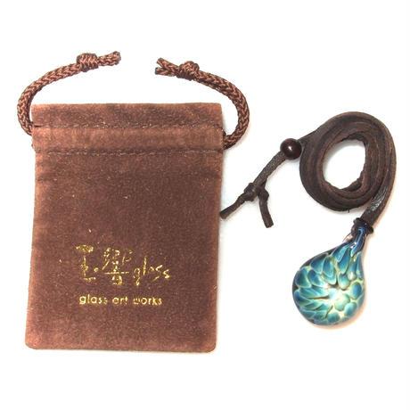 [MIF-35]mini inside flower pendant