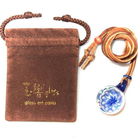 [MCB-38] mini clear bud pendant