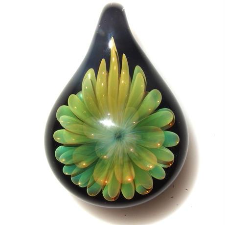 [FG-50] gradation flower pendant