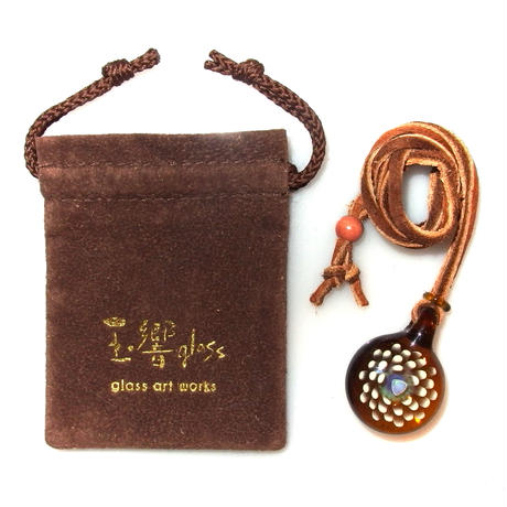 [MOM-27]mini opal mandara pendant