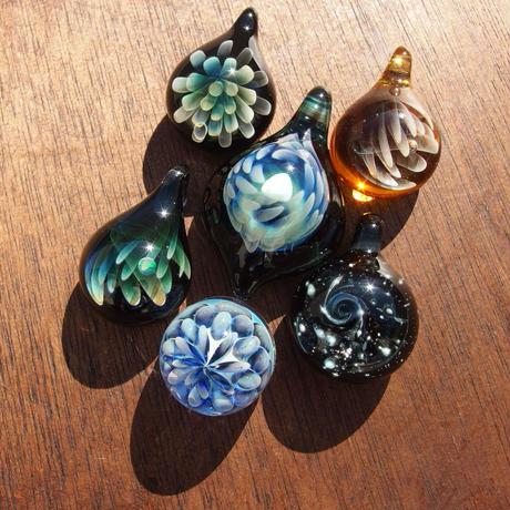 [MOF2-46]mini flow opal pendant