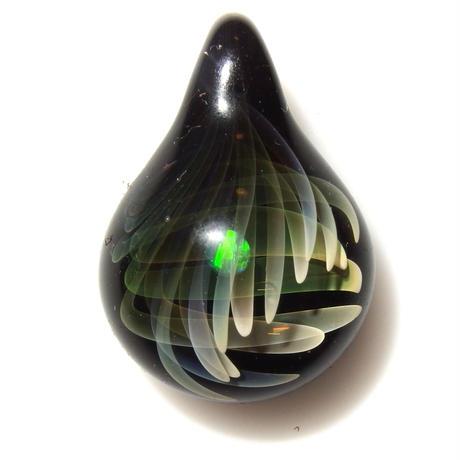 [MOF-83]mini flow opal pendant