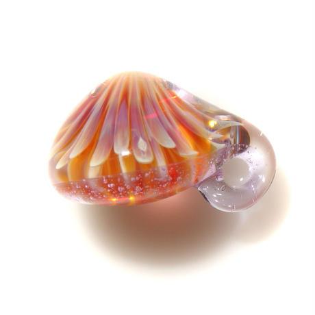 [MCUN-99] mini clear unber flower pendant
