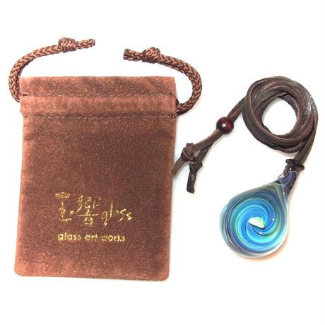 [MSO-01]spiral opal  mini pendant