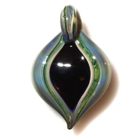 [uvKTP-07]uv tornado opal pendant