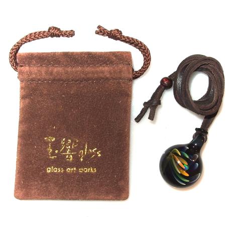 [MOF2-39]mini flow opal pendant