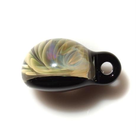 [OF-01]flow opal pendant