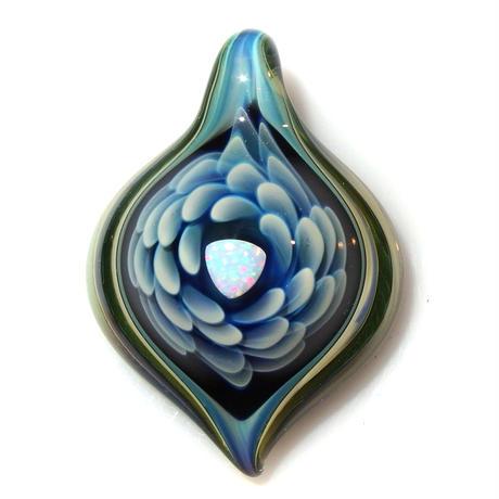 [uvKTP-09]uv tornado opal pendant