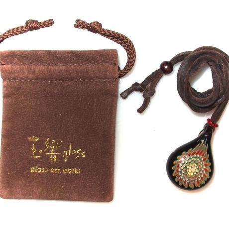 [MPF-46]poisonous flower pendant