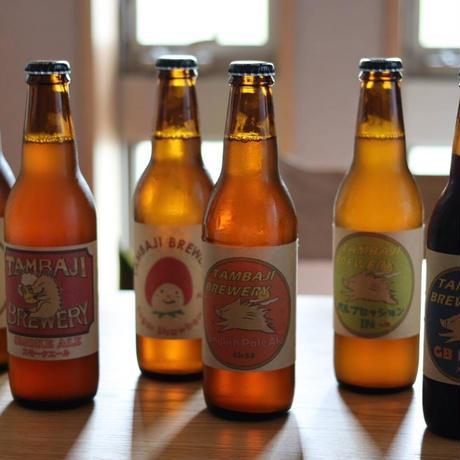 丹波路ブルワリー クラフトビール 12本詰め合わせセット