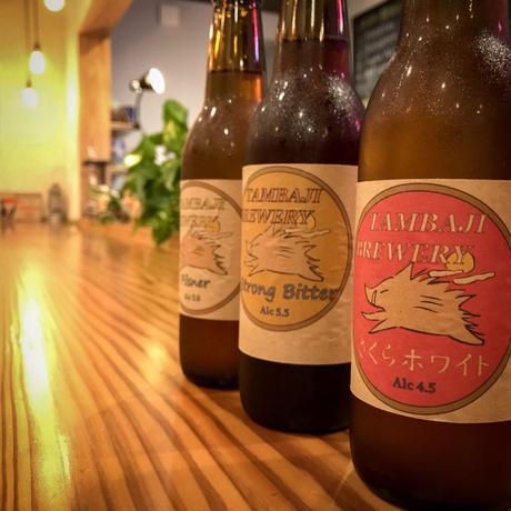 丹波路ブルワリー クラフトビール 6本詰め合わせセット